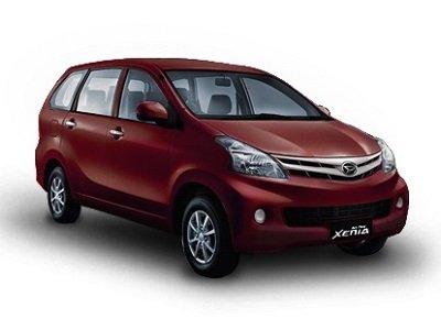 Sewa Mobil Lepas Kunci di Lombok Daihatsu Xenia Rp. 275.000 / hari