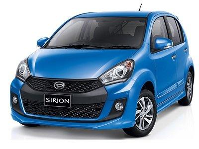 Sewa Mobil Lepas Kunci di Lombok Daihatsu Sirion Rp. 250.000/hari