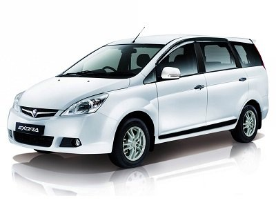 Sewa Mobil di Lombok Proton Exora Rp. 250.000/hari