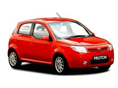 Sewa Mobil di Lombok Proton Savvy Rp. 160.000 / hari